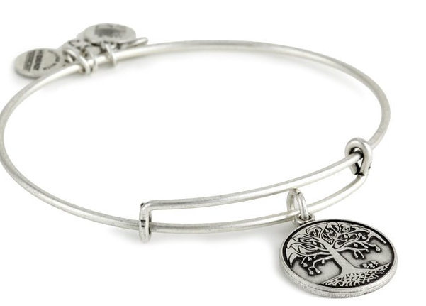 Alex and Ani Bracelet: Tree of Life