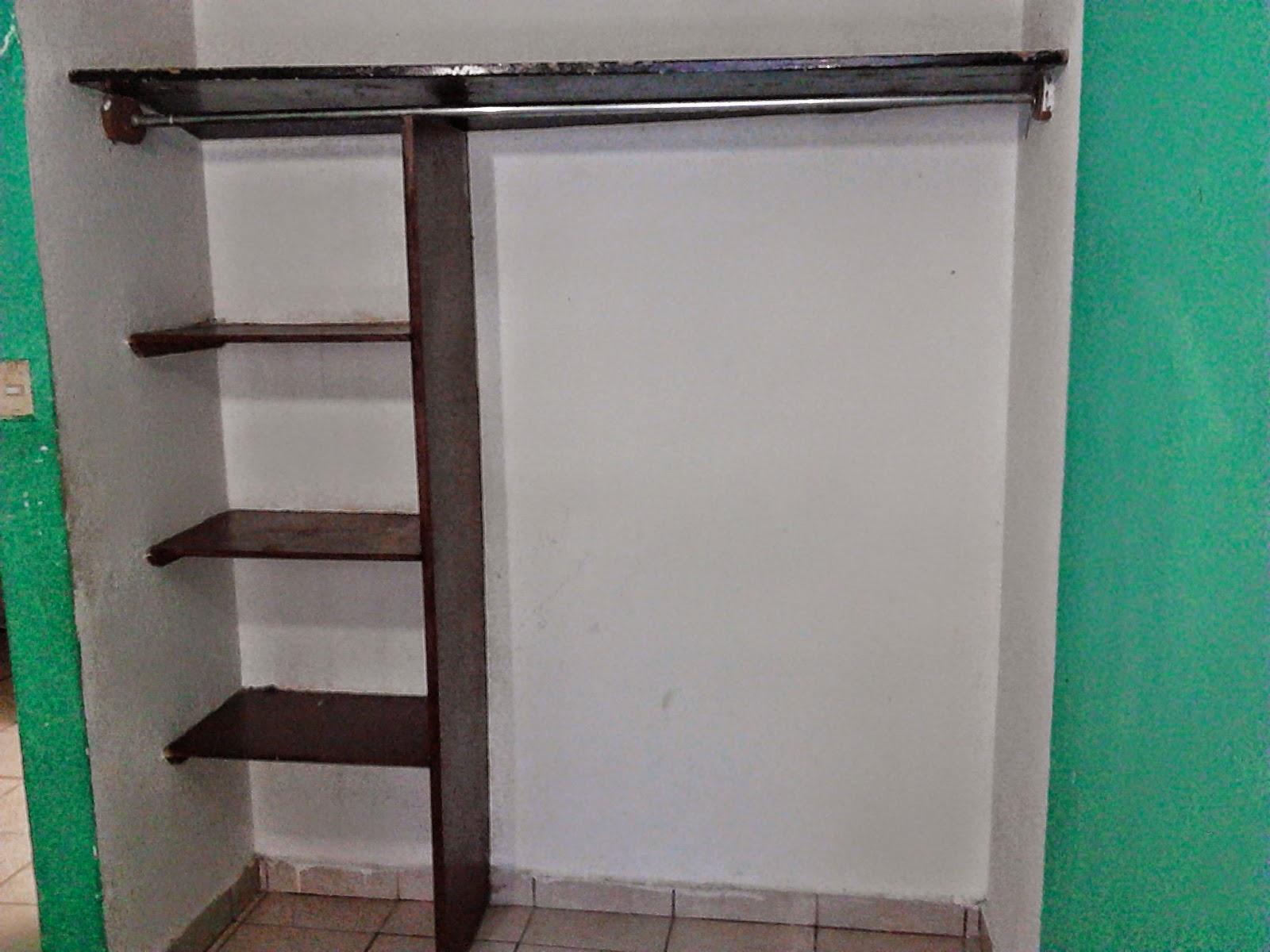 Como hacer un closet sencillo pictures to pin on pinterest - Hacer un porche economico ...