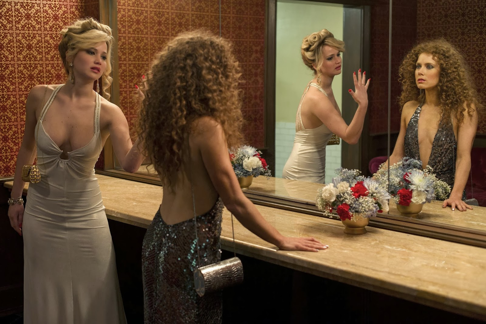 The One Movie Blog American Hustle 2013