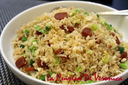 La Cuisine De Veronica 烏魚子炒飯