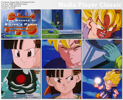 Download Film / Anime Dragon Ball GT Episode 20 Bahasa Indonesia