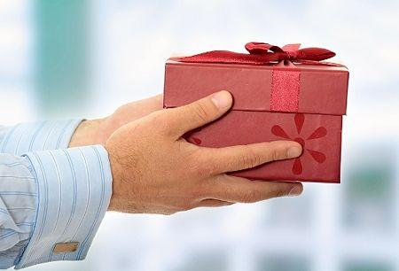 hombre regalo