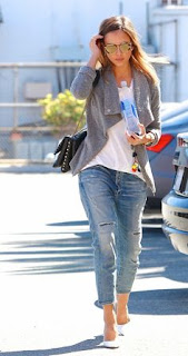 Buy Slim Boyfriend Jeans Online