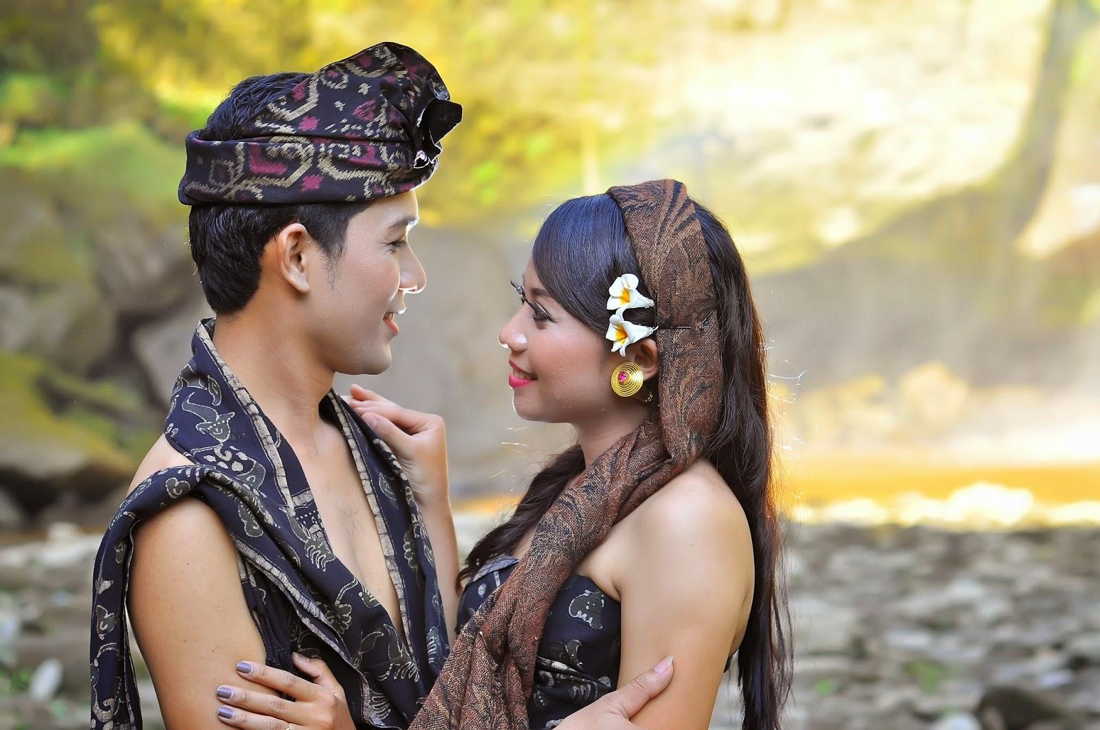 foto pre wedding di Bali