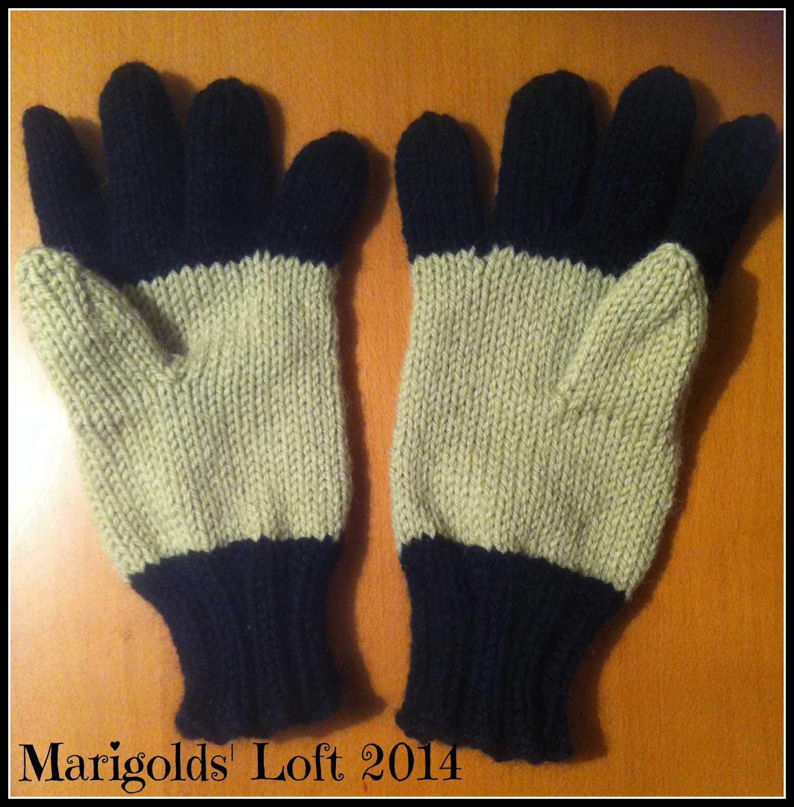 Craftsy Course Gloves