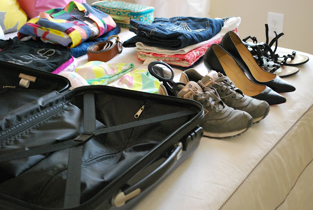 packing tips, how to pack a carry on, carry-on spinner