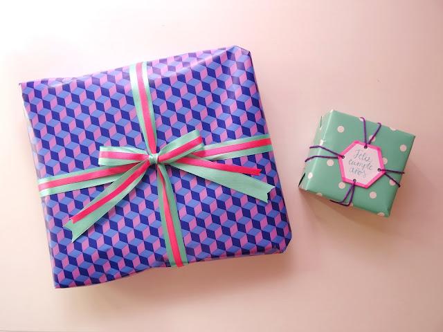 Envoltorios bonitos - Nice Packaging