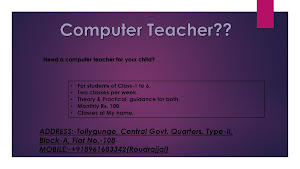 Need a computer teacher?? CLICK IT