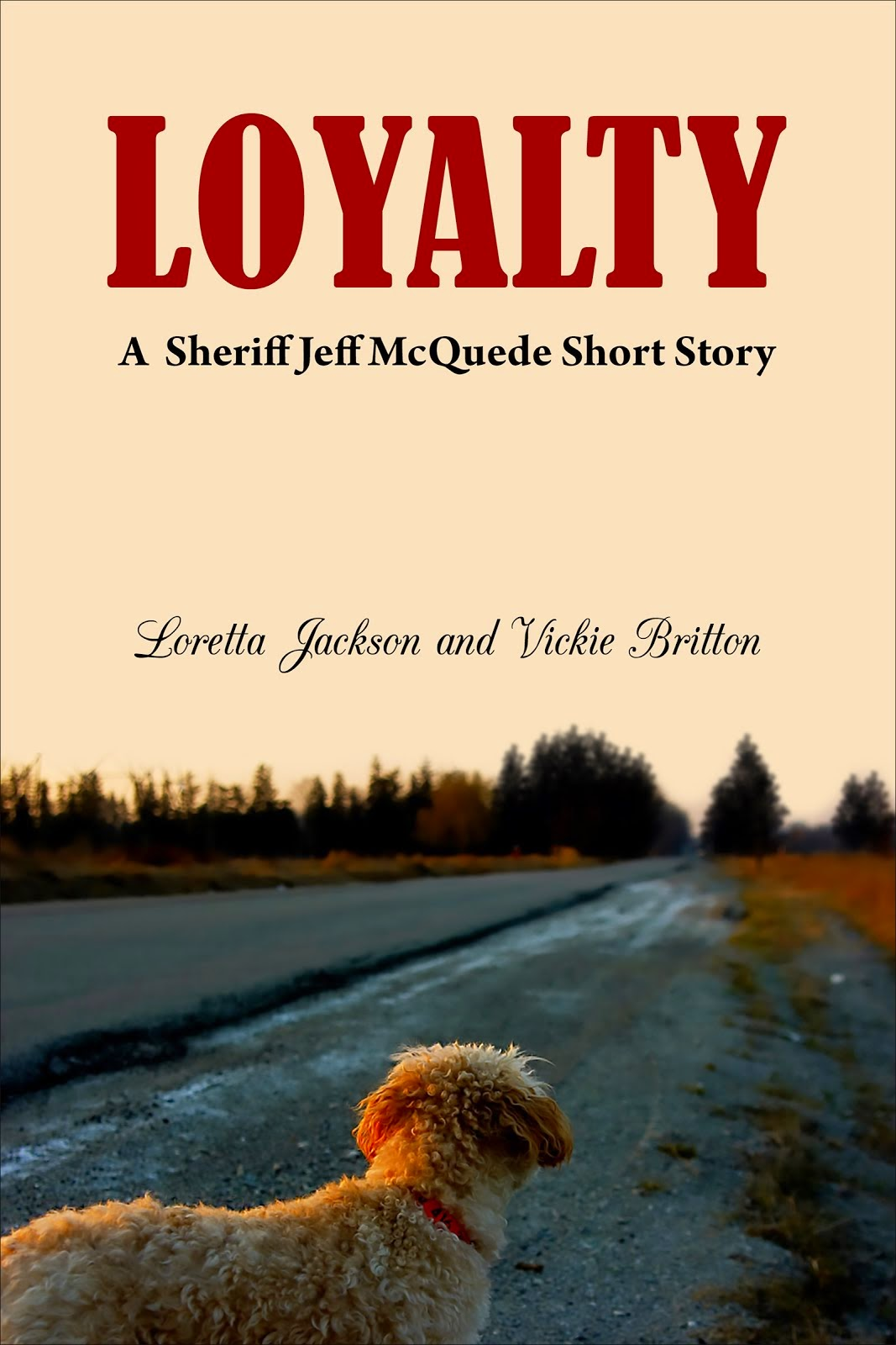 Read LOYALTY a Jeff McQuede short story only .99c on Kindle