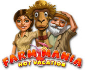 เกมส์ Farm Mania - Hot Vacation