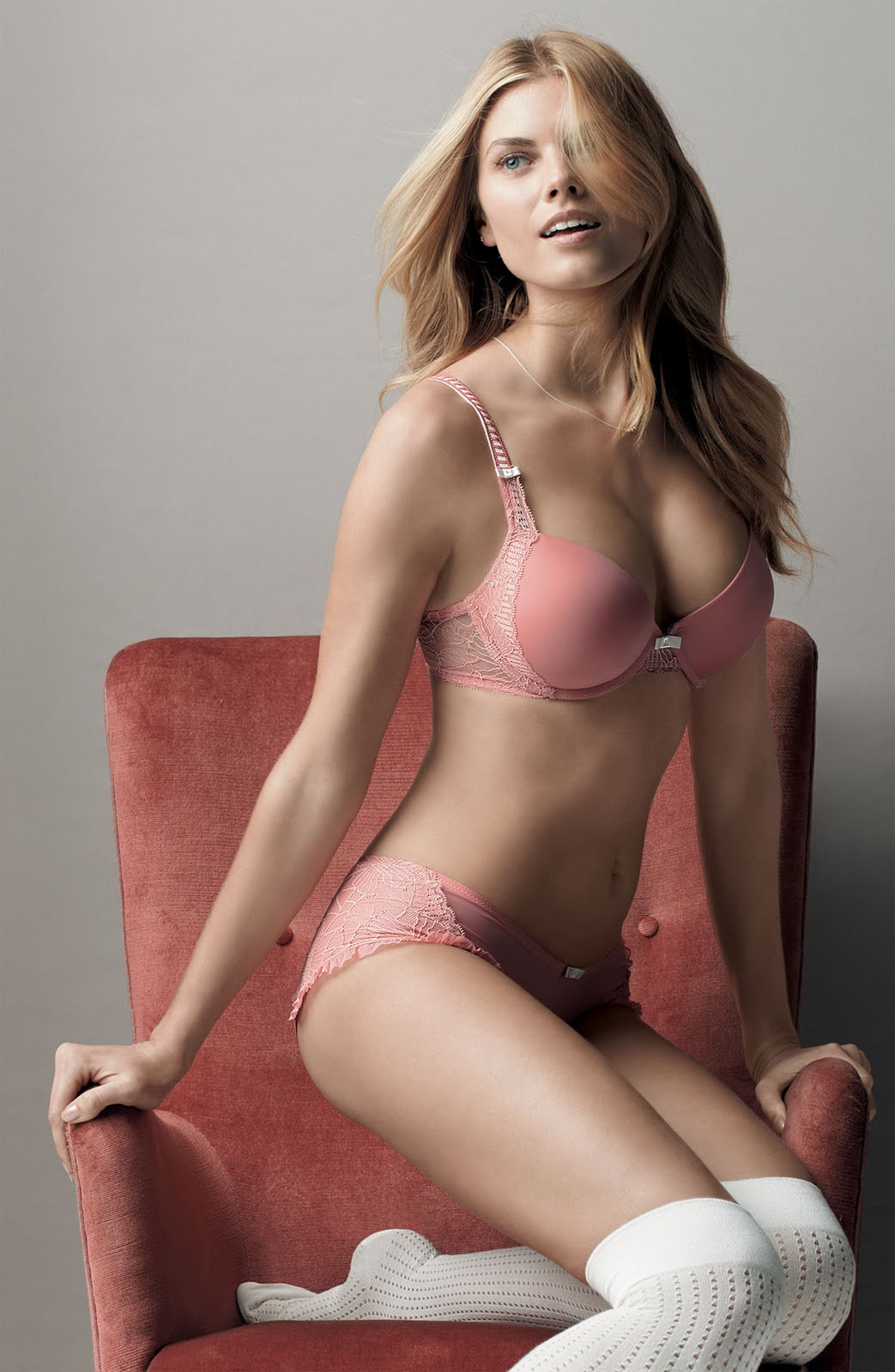 Models Inspiration: Maryna Linchuk (Nordstrom Lingerie Catalogue ...