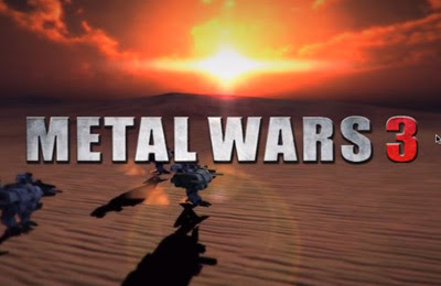 Metal Wars 3 1.0 Apk Mod Full Version Data Files Download-iANDROID Games