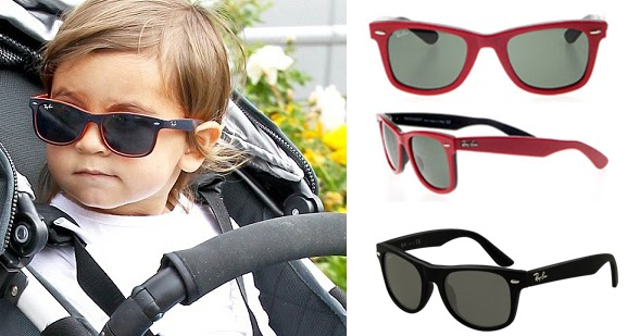 Look do Dia - Bebê  Dica do Dia  Óculos de sol para bebês e infantil 6774485cfa