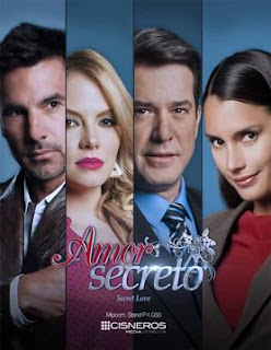 ver telenovela Amor Secreto Capitulo 35
