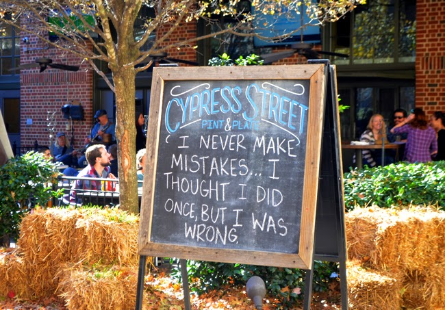 Peachtree Food Tour, Cypress Street Pint & Ale