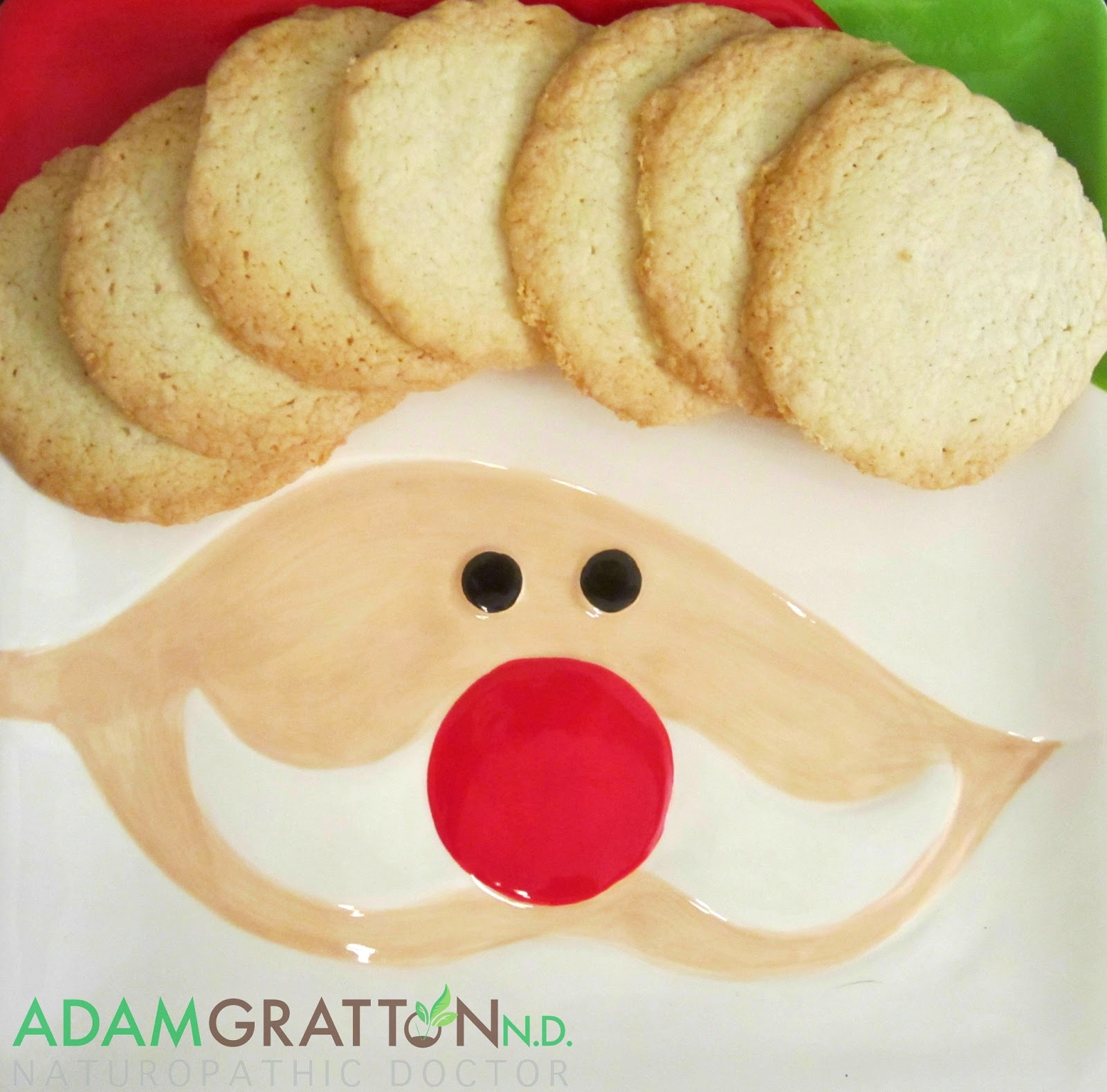 Recipe - Gluten Free Shortbread