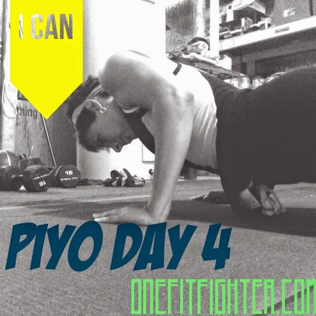 does piyo increase strength