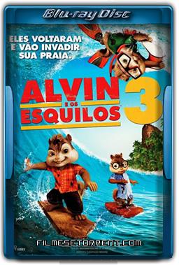 Alvin e os Esquilos 3 Torrent dublado
