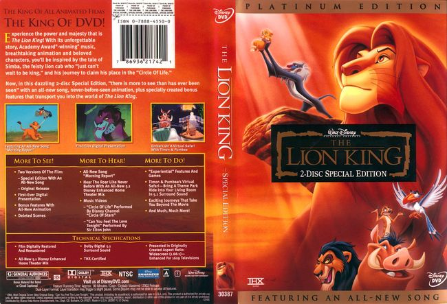 The Lion King – Latino