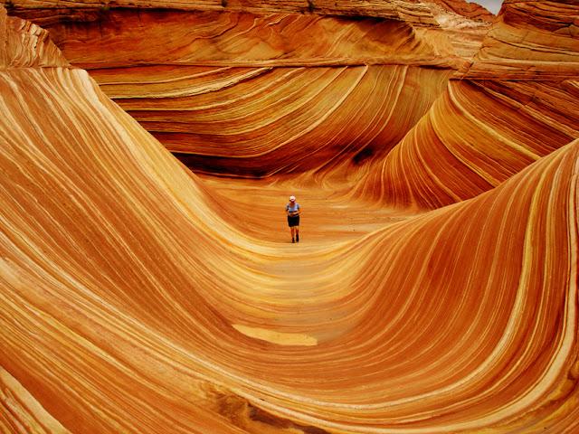 16 Surreal landscapes on Earth