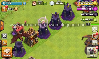 Herman Kurniawan: [NEW UPDATE]Clash of Clans Mod/Hack ...
