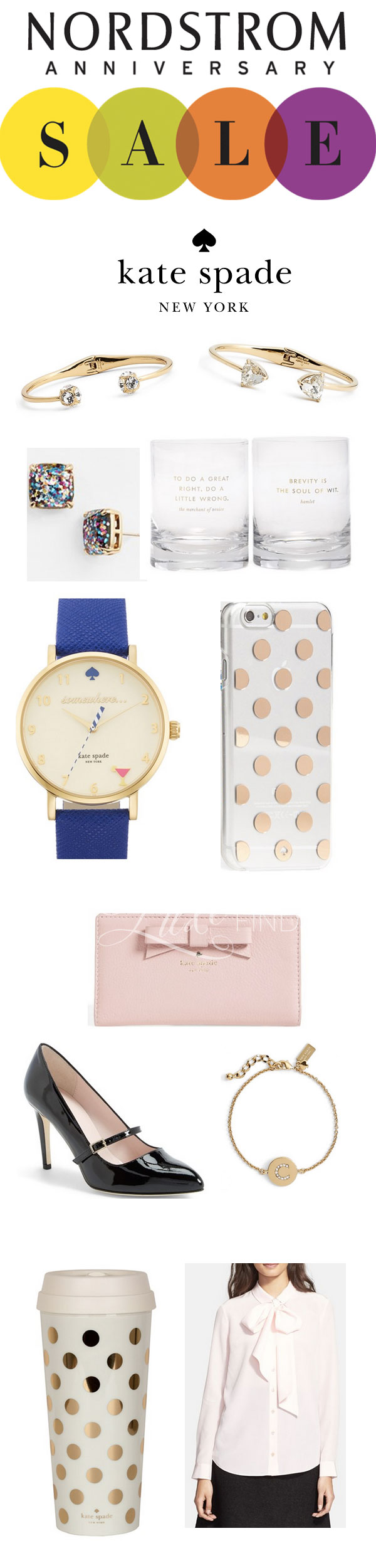 nordstrom anniversary sale kate spade new york