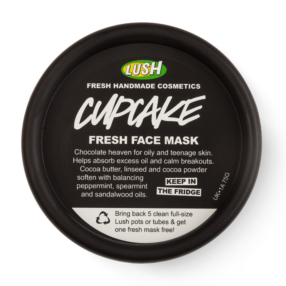lush face masks how to use