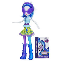 Equestria Girls DJ Pon-3 Doll