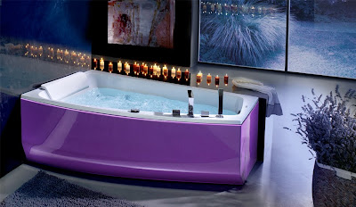 Beautiful Bathtubs Design by BluBleu