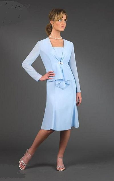 Jacket dresses for mother of the bride she dresses for Dress and jacket outfits for weddings