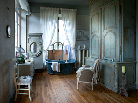 Eye for design may 2012 for Salle de bain in french