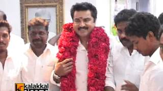 Sarath Kumar Birthday Celebrations