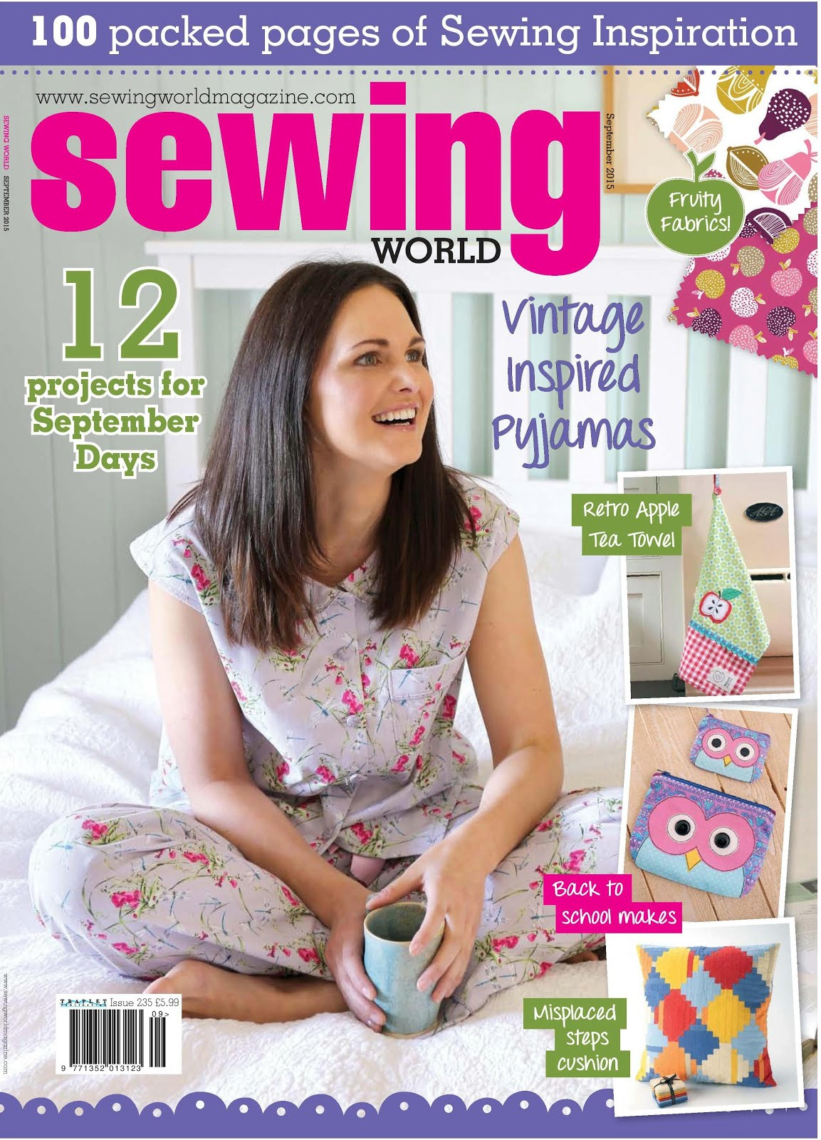 Sewing World September 2015