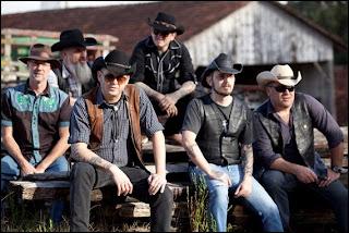 banda Hillbilly Rawhide-country rock-sesc rio preto