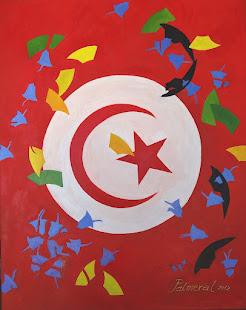 Primavera Árabe. Pinchar para ver más