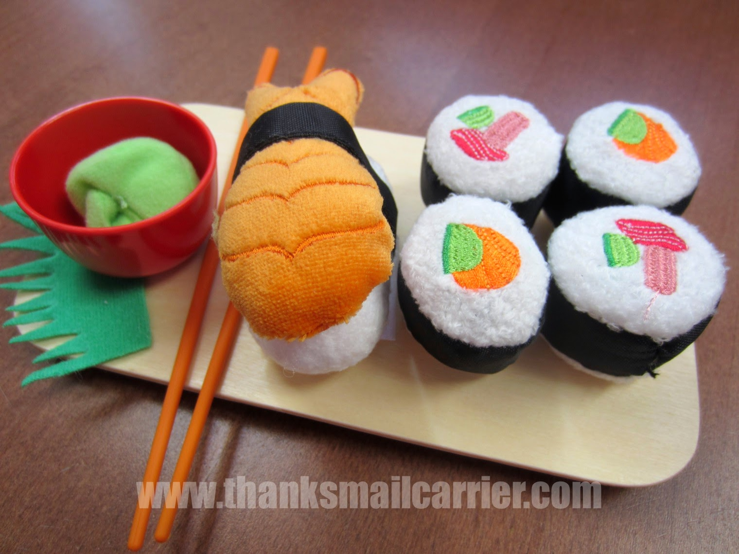play sushi