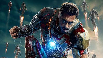 W.O.W  Telkomsel Gandeng Iron Man, Untuk Apa ?