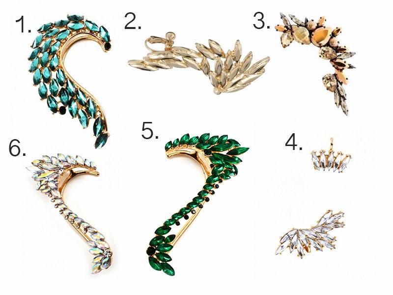 Ear Cuff, Ryan Storer, Jewellery, Earrings
