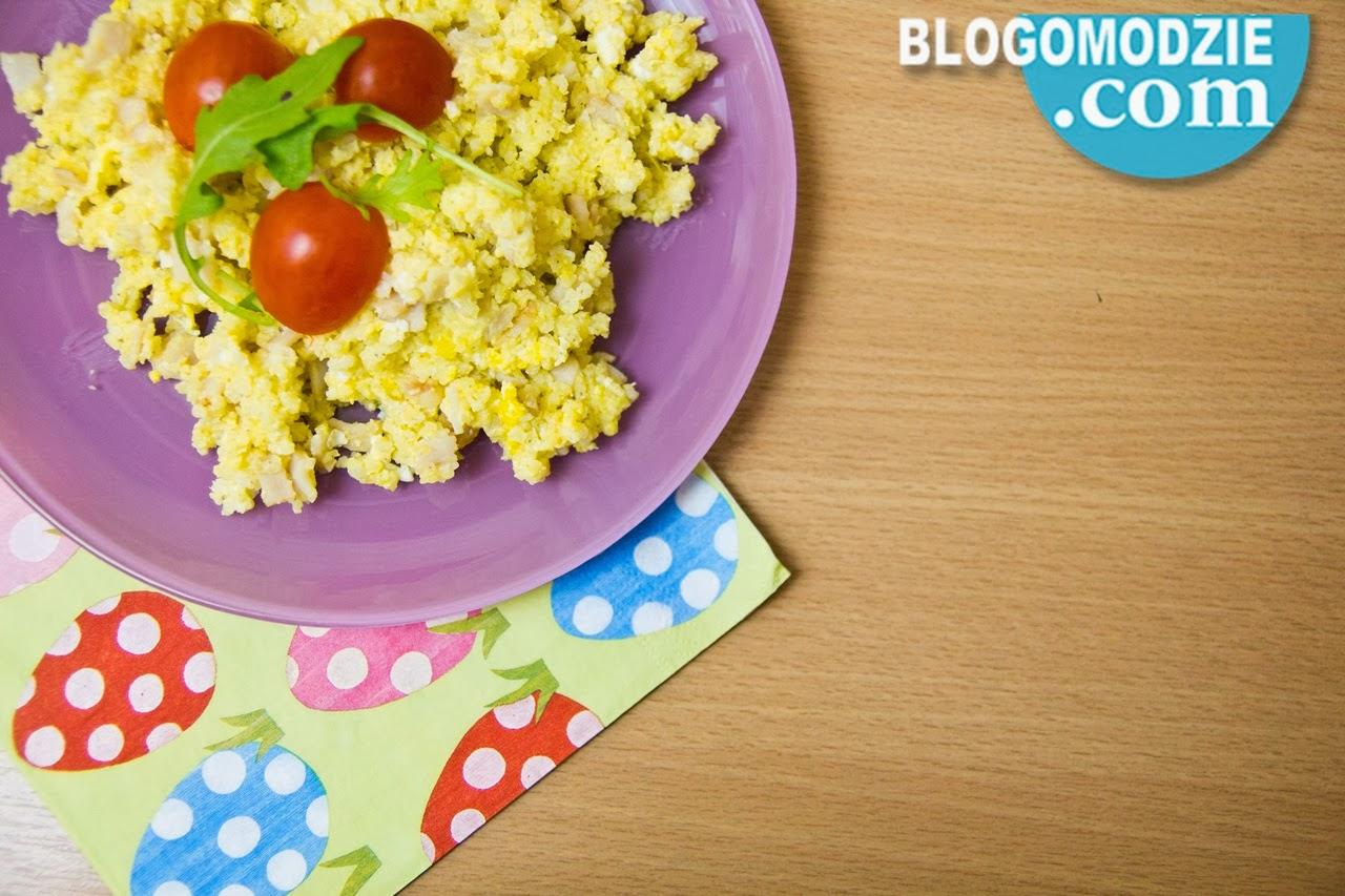 Przepis na kasze jaglaną z jajkiem