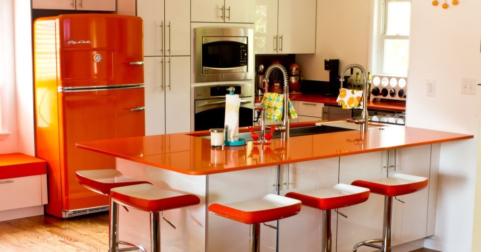 the galley blog orange power 1950 39 s galley kitchen remodel