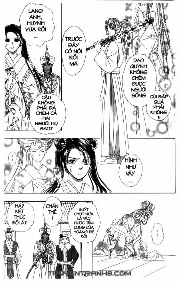 Đôi Cánh ỷ Thiên - Iten No Tsubasa chap 10 - Trang 9