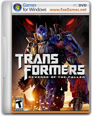 Transformers 2 Revenge Of The Fallen PC Game