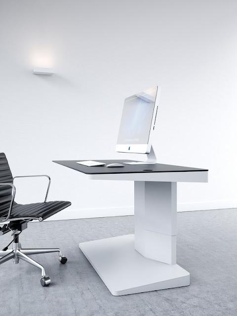 Meja Kerja Kantor Modern 1