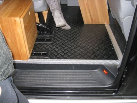 Vloer verwarming rv underfloor heating . . . . . . . . mickel
