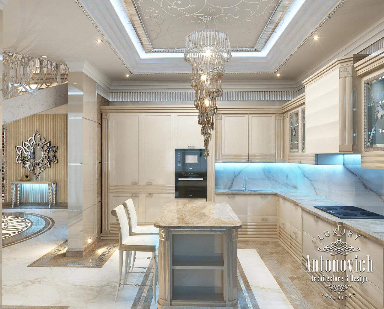 Luxury antonovich design uae luxury interior design dubai for Indoor design