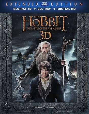 The Hobbit The Battle of the Five Armies 2014 EXTENDED Dual Audio 720p BRRip 1.6GB