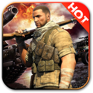 Death Shooter Commando 3D 2