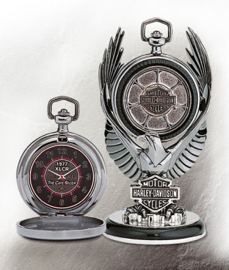 harley davidson pocket watch