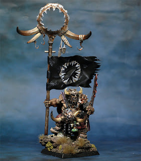 Ogre Kingdoms Battle Standard Bearer