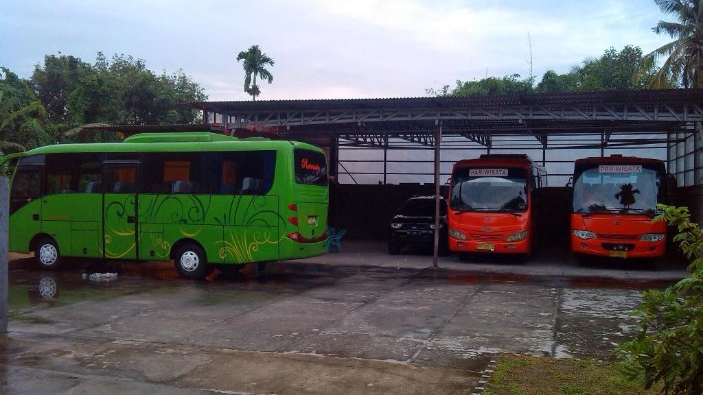 Rental Bus Pariwisata di Pekanbaru